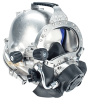 Kirby Morgan KM 77 Stainless Steel Diving Helmet
