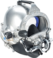 Kirby Morgan KM 37 SS Stainless Steel Diving Helmet
