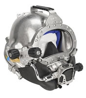 Kirby Morgan KM 97 Stainless Steel Diving Helmet