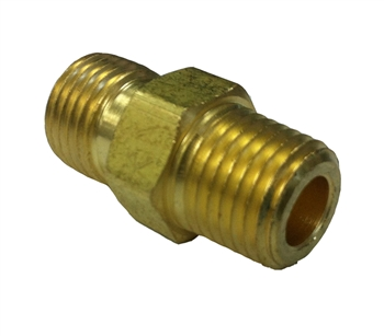 Kirby Morgan Adapter, Brass (1/4 NPT/02)