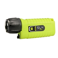 Underwater Kinetics SL4 eLED MK2 Diving Flashlight, Yellow