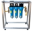 Nuvair Framed Three-Stage Hankison HF 20 Series Filter Package