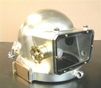 Desco Air Hat Tin Plated Copper/Brass Diving Helmet
