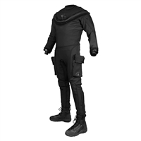 Aqua Lung Fusion L.E. (Law Enforcement) Drysuit - Dive or Surface/Swimmer