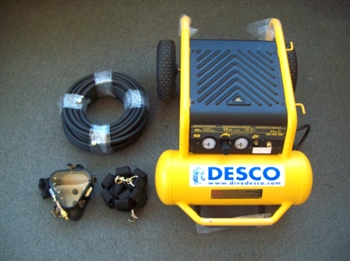 DESCO Light Duty Diving Outfit