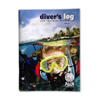PADI Diver's Log And Training Record