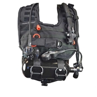 Aqua Lung Rapid Diver Pro Horse Collar Buoyancy Compensator