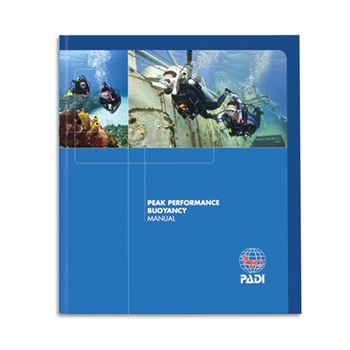 PADI Peak Performance Buoyancy Manual