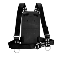 Miller Diving Adjustable Backpack Harness
