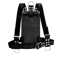 Miller Diving Bell Backpack Harness Adjustable
