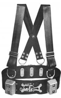 Miller Diving Commercial Weight Belt Without Shoulder Straps