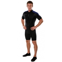 Henderson Thermoprene 3mm Men's Frontzip Shorty