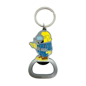 "American Diving ""Patriot"" Bottle Opener Key Chain"