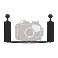Big Blue Video and Camera Mounting Tray 27""
