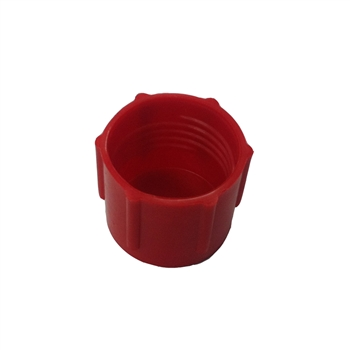 CD-6 Plastic Threaded JIC Red Female