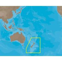 C-MAP MAX AU-M222 - New Zealand-Chat Kermadec Island - SD Card [AU-M222SDCARD]