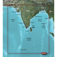 Garmin BlueChart g2 HD - HXAW003R - Indian Subcontinent - microSD/SD [010-C0755-20]