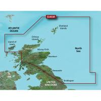 Garmin BlueChart g3 HD - HXEU003R - Great Britain Northeast Coast - microSD/SD [010-C0762-20]