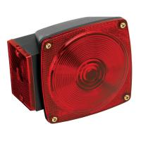 "Wesbar 7-Function Submersible Under 80"" Taillight - Left/Roadside [2523023]"
