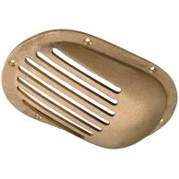 "Perko 3-1/2"" x 2-1/2"" Scoop Strainer Bronze MADE IN THE USA [0066DP1PLB]"