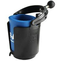 "RAM Mount Drink Cup Holder w/1"" Ball [RAM-B-132BU]"