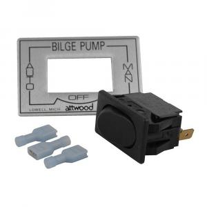 Attwood 3-Way Auto/Off/Manual Bilge Pump Switch [7615A3]