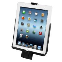 RAM Mount Apple iPad 2 Docking Station w/Uni-Conn [RAM-HOL-AP8D2U]