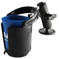 RAM Mount Drink Cup Holder w/Surface Mount [RAM-B-132U]