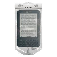 "Dry Pak Clear Tablet Case f/Kindle White/Grey - 6"" x 10"" [DPT-610W]"