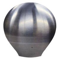 "Schmitt  Ongaro Shift Knob - 1-"" - Smooth SS Finish [50030]"
