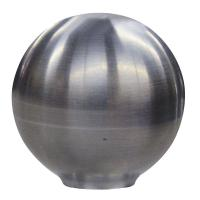"Schmitt  Ongaro Shift Knob - 1-?"" - Smooth SS Finish [50040]"