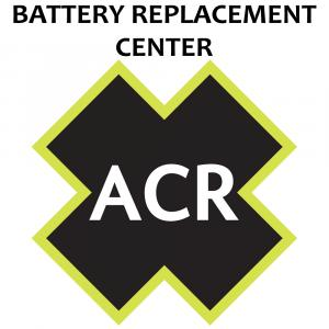 ACR FBRS 2846 Battery Replacement Service - Globalfix iPRO [2846.91]
