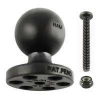 "RAM Mount STACK-N-STOW Topside Base w/1"" Ball [RAP-395T-BBU]"