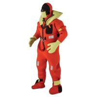 Kent Commerical Immersion Suit - USCG Only Version - Orange - Small [154000-200-020-13]