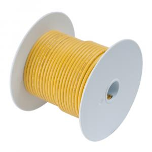 Ancor Yellow 8 AWG Battery Cable - 100' [111910]