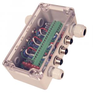 Actisense Quick Network Block Central Connector w/Micro-C [QNB-1-PMW]
