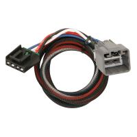 Tekonsha Brake Control Wiring Adapter - 2 Plug - fits Dodge, RAM, Jeep [3021-P]
