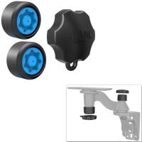 RAM Mount Pin-Lock Security Kit f/ Single Swing Arm Mount [RAP-S-KNOB-109U]