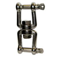 Quick SW10 Anchor Swivel - 10mm Stainless Steel Jaw Jaw Swivel - f/16-44lb. Anchors [MSVGGGX10000]