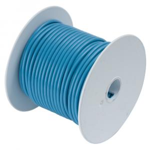 Ancor Light Blue 14AWG Tinned Copper Wire - 100' [103910]
