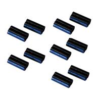 Scotty Double Line Connector Sleeves - 10 Pack [1011]
