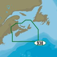C-MAP MAX-N+ NA-Y938 - Fundy, Nova Scotia, Pei & Cape Breton [NA-Y938]