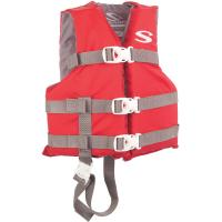 Stearns Classic Series Child Life Vest - 30-50lbs - Red [3000004470]