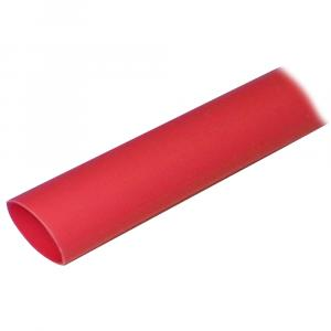 "Ancor Adhesive Lined Heat Shrink Tubing (ALT) - 1"" x 48"" - 1-Pack - Red [307648]"