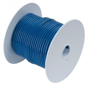 Ancor Dark Blue 18 AWG Tinned Copper Wire - 100' [100110]