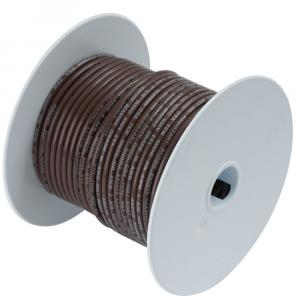Ancor Brown 18 AWG Tinned Copper Wire - 100' [100210]