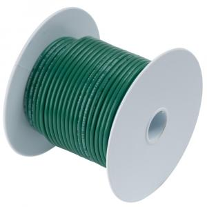 Ancor Green 18 AWG Tinned Copper Wire - 100' [100310]