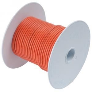 Ancor Orange 18 AWG Tinned Copper Wire - 1,000' [100599]