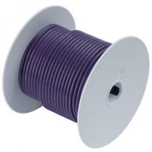 Ancor Purple 18 AWG Tinned Copper Wire - 100' [100710]