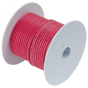 Ancor Red 18 AWG Tinned Copper Wire - 35' [180803]